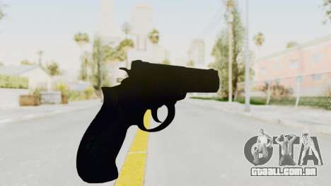 MP412 Rex para GTA San Andreas terceira tela