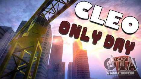 OnlyDay para GTA San Andreas