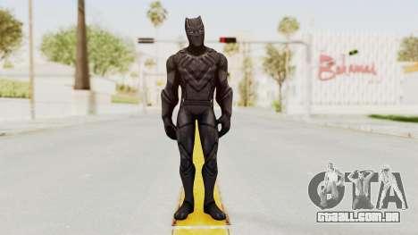 Captain America Civil War - Black Panther para GTA San Andreas segunda tela