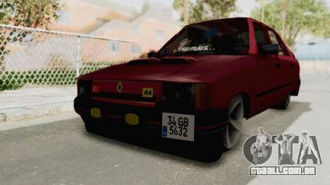 Renault Broadway para GTA San Andreas