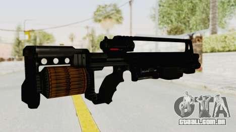StA-52 Assault Rifle para GTA San Andreas segunda tela