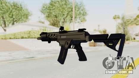HBRA3 Advanced Warfare para GTA San Andreas segunda tela