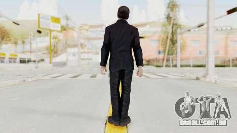 COD BO Nixon para GTA San Andreas terceira tela