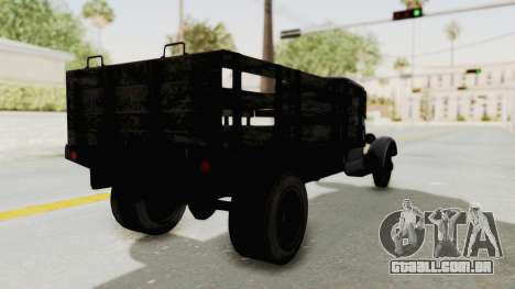 Ford AA from Mafia 2 para GTA San Andreas esquerda vista