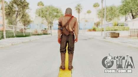 MGSV Phantom Pain Ocelot Motherbase v2 para GTA San Andreas terceira tela