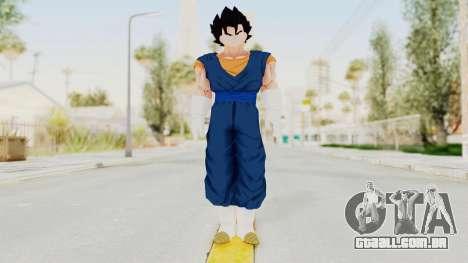 Dragon Ball Xenoverse Vegito SJ para GTA San Andreas segunda tela