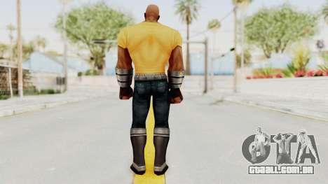 Marvel Future Fight - Luke Cage para GTA San Andreas terceira tela