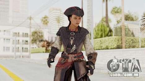 Assassins Creed 4 DLC - Aveline de Grandpré para GTA San Andreas
