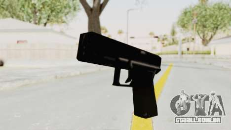 Liberty City Stories - Glock 17 para GTA San Andreas segunda tela