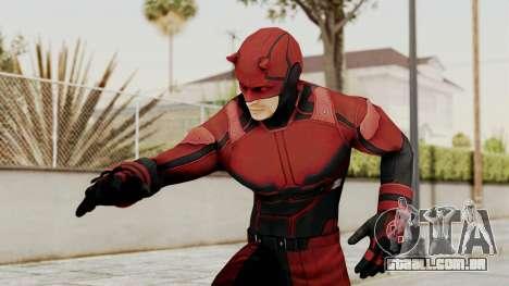 Marvel Heroes - Daredevil Netflix para GTA San Andreas