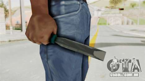 Liberty City Stories - Chisel para GTA San Andreas terceira tela