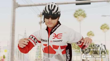 GTA 5 Cyclist 1 para GTA San Andreas