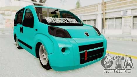 Fiat Fiorino v2 para GTA San Andreas