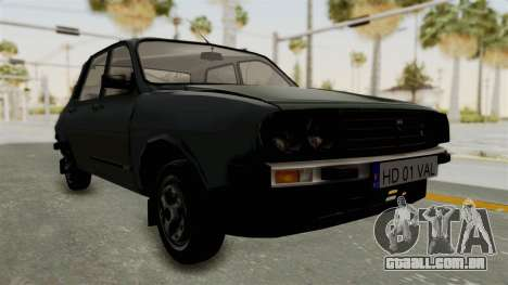 Dacia 1310 Funingi Taraneasca para GTA San Andreas vista direita