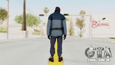 Bourne Conspirancy Zurich Police v2 para GTA San Andreas terceira tela