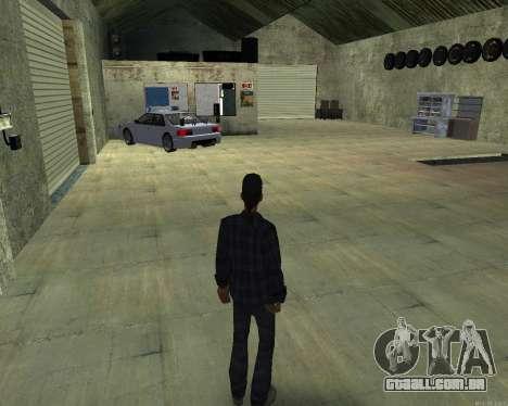 O interior de STO San Fierro para GTA San Andreas segunda tela