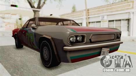 Redwood TaMpa para GTA San Andreas