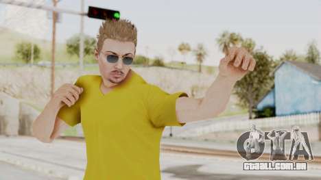 Skin from GTA 5 Online para GTA San Andreas