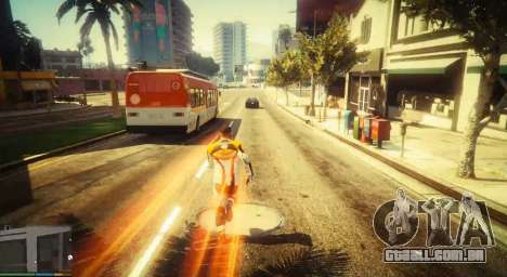 The Flash Script Mod para GTA 5