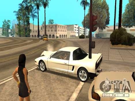 ANTI TLLT para GTA San Andreas oitavo tela