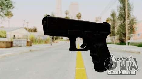 Glock 19 para GTA San Andreas segunda tela