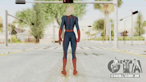 Spider-Girl para GTA San Andreas terceira tela