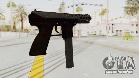TEC-9 para GTA San Andreas segunda tela