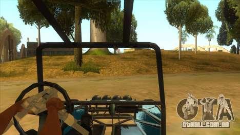 Arenero para GTA San Andreas vista interior