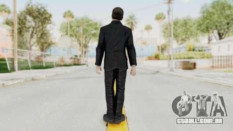 COD BO Nixon Anonymous para GTA San Andreas terceira tela