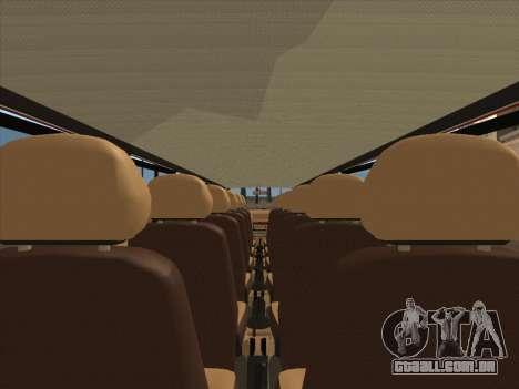 VAZ 2109 17-door para GTA San Andreas traseira esquerda vista