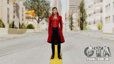 Captain America Civil War - Scarlet para GTA San Andreas segunda tela