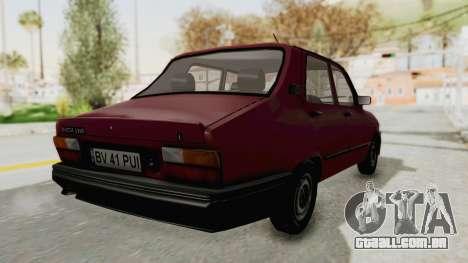Dacia 1310L 1997 para GTA San Andreas esquerda vista