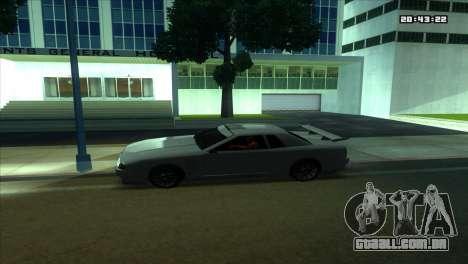 ENB Double FPS & for LowPC para GTA San Andreas segunda tela