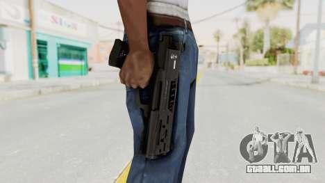 StA-18 Pistol para GTA San Andreas terceira tela