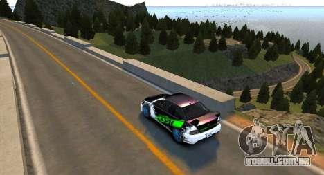 Hill Monument Pista para GTA 4 segundo screenshot