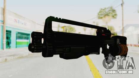 StA-52 Assault Rifle para GTA San Andreas