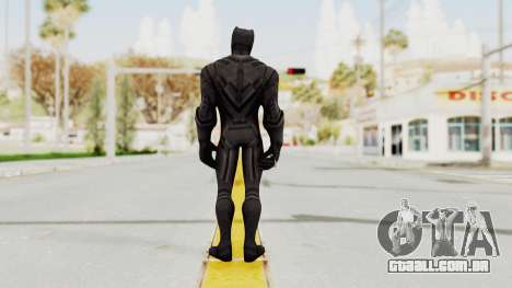 Captain America Civil War - Black Panther para GTA San Andreas terceira tela
