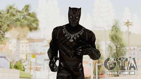 Marvel Future Fight - Black Panther (Civil War) para GTA San Andreas