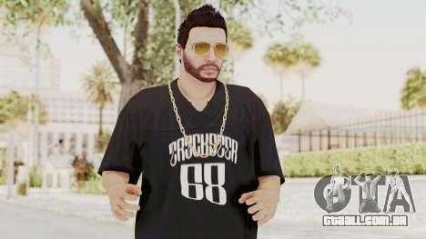 GTA 5 Online Male Skin 2 para GTA San Andreas