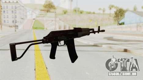 wz.96 Beryl para GTA San Andreas terceira tela