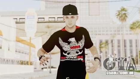 Swagger Boy Retex 1 para GTA San Andreas
