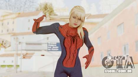 Spider-Girl para GTA San Andreas