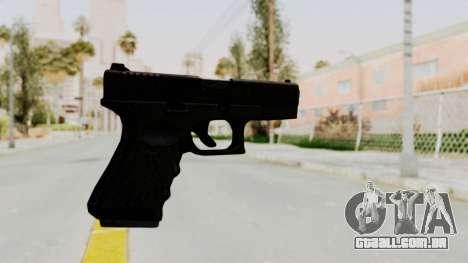 Glock 19 para GTA San Andreas terceira tela