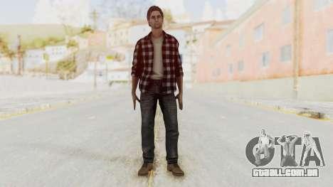 Alan Wakes American Nightmare para GTA San Andreas segunda tela