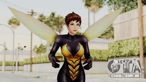 Marvel Future Fight - Wasp para GTA San Andreas