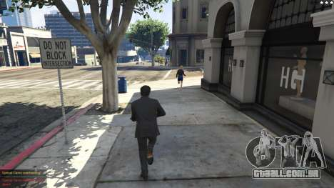 GTA 5 Optical Camouflage 1.6 quarto screenshot
