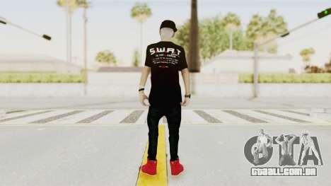 Swagger Boy Retex 1 para GTA San Andreas terceira tela