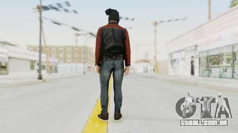 GTA 5 DLC Heist Robber para GTA San Andreas terceira tela