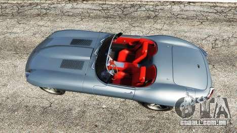 GTA 5 Eagle Speedster 2012 voltar vista