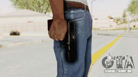 Liberty City Stories - Glock 17 para GTA San Andreas